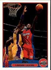 2003-04 TOPPS Los Angeles CLIPPERS TEAM SET Richardson Elton Brand Lamar Odom 9