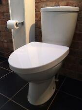 large d shaped toilet seat. LARGE OVERSIZE TOILET SEAT D SHAPE Shaped Toilet Seats  EBay