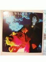Webb Wilder Poster Flat