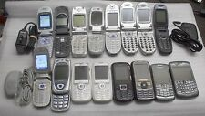 FOR PARTS - LOT OF 28 ASSORTED CELLPHONES (CDMA & GSM)