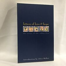 Letters of Love and Hope The Story of the Cuban Five by Nancy Morejón Free Ship