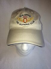 US Open Golf Hat Cap The Olympic Club USGA Member 2012 Adjustable Strap One Size