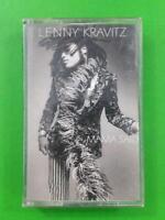 LENNY KRAVITZ Mama Said 91610 4 Cassette Tape