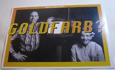 Advertising Goldfarb What's on ya telly Denmark - unposted