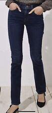 Ann Taylor Loft Women's Jeans Modern Straight Stretch Size 10P Or 30 X 28 NWT