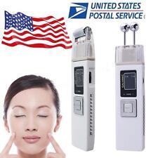 USA Galvanic Microcurrent skin firming machine Anti -aging Massager facial Care