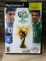 FIFA World Cup Germany 2006  PlayStation2,PlayStation 2  Complete with manual