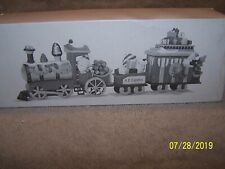 """Heritage Village Collection """"North Pole Express"""" #5636-8.Adorable"""