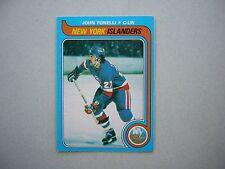 1979/80 O-PEE-CHEE HOCKEY CARD #146 JOHN TONELLI ROOKIE EX/NM SHARP!! 79/80 OPC