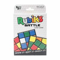 University Games Rubik's Battle Card Game NEW