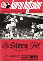 II. BL AR 84/85 Rot-Weiß Essen - Eintracht Hamm, 15.06.1985