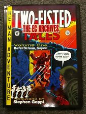 Two-Fisted Tales Vol 1 (EC Archives) 2007 Hardcover War Stories