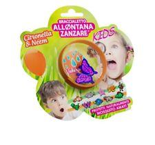 Braccialetto Magic Kids Allontana zanzare anallergico 240 ore