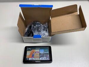 """New Garmin Nuvi 2555 LM 5"""" Touchscreen GPS w/ Lifetime Maps"""