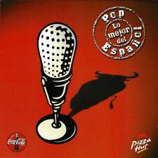 Lo mejor del Pop Español. CD