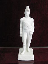 Scheibe Alsbach Napoleon Bertrand Figur 14,5 cm France Uniform Marshall Dolch