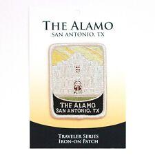 The Alamo Souvenir Patch San Antonio de Valero Mission San Antonio Texas