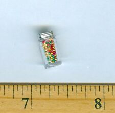 Dollhouse MINIATURE  SIZE spice herb  Dill Seed Box