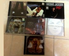 Michael Jackson Audio CDs Collection