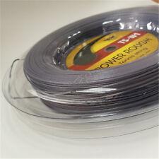 Brand Quality Alu Power Rough Kelest 1.25mm/16L 200m/reel Tennis String,Grey