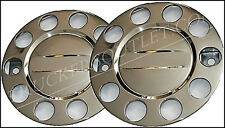 """WHEEL TRIMS STAINLESS STEEL 22.5"""" TRUCK SCANIA,VOLVO,DAF,MAN,IVECO,MERCEDES,RENO"""