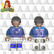 LEGO Custom Football Soccer FIFA World Cup Mbappe in National Jersey