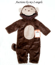 NEW Pottery Barn Kids BABY MONKEY HALLOWEEN COSTUME 12-24 MONTHS 18 NWT *SO CUTE