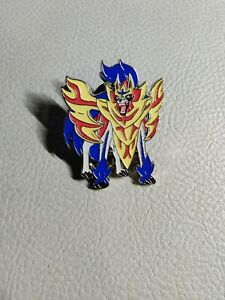 Zamazenta Pin from True Steel Collection | Official Pokemon Pin