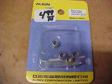 ALIGN HELICOPTER PART - HS1030T = 3X6X2.5MM BEARINGS (4) : TREX 450  (NEW)