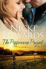The Peppercorn Project by Nicki Edwards (Paperback, 2016) Australian