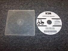 Kubota L3560 L4060 L4760 L5060 L5460 L6060 Tractor Service Repair Manual DVD