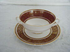 Soup Bowl British Royal Doulton Porcelain & China Tableware