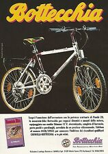 X0188 BOTTECCHIA the professional Mountain Bike - Pubblicità 1992 - Vintage Adv