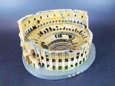 Colosseum rome colosseum 18 x 16cm new model roma italy souvenir