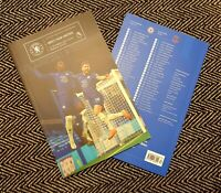 Chelsea v West Ham United PREMIER LEAGUE Matchday Programme 21/12/20 LAST FEW!!!