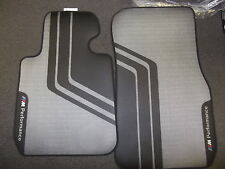 BMW M Performance Floor Mats 3 Series F30 328i 335i 2012-2016 Set Of 4 OEM