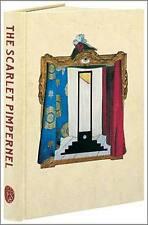 SCARLET PIMPERNEL ~ BARONESS EMMUSKA ORCZY ~ FOLIO SOCIETY ~ NEW SLIPCASED!