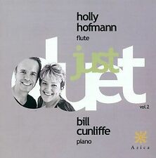 Just Duet, Vol. 2 by Holly Hofmann (CD, 2003, Azica Records)