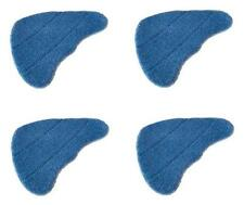 *NEW* Microfibre Cloth Pads x 4 for VAX S2/ S2ST Hard/ Bare Floor Steam Mop