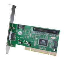 More details for 3 port sata +1 ide pci controller raid card adapter wsata cable