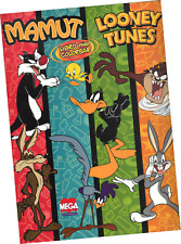 MAMUT LOONEY TUNES COLORING AND ACTIVITY BOOK 2, IN SPANISH; LIBRO PARA COLOREAR