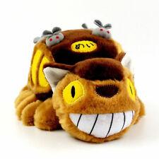 Cute Mascot My Neighbor Totoro Cat Bus Doll Animals Figure Neko Bus Soft Kids