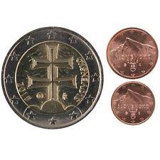 Pièces euro de Chypre Année 2015