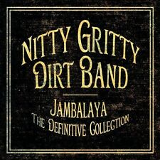 THE NITTY GRITTY DIRT BAND - JAMBALAYA: THE DEFINITIVE COLLECTION USED - VERY GO
