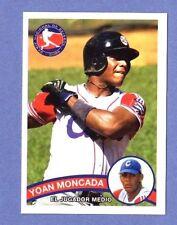 2014 En Fuego Prospects El Jugador Medio YOAN MONCADA (RC)  [NrMt+-Mint] QTY