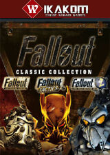 Fallout Classic Collection Steam Digital NO DISC/BOX **Fast Delivery!**