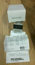 PS Syracuse Time Delay Relay Programmable AC/DC 3A 2600-831941 NOS original pack