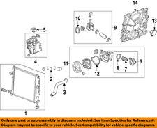 GM OEM-Engine Water Pump Gasket 12627061