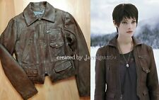 ASO Alice Cullen Breaking Dawn 2 Banana Republic leather jacket  S fits M used