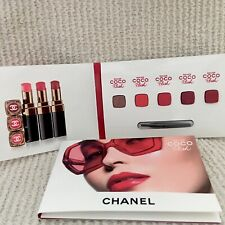 NEWEST Chanel ROUGE COCO Flash Lipstick Sample 5 shades 0.25@